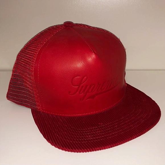b447a6fb Supreme Accessories | Rare Authentic Hat | Poshmark